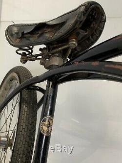 Vintage 1960s Schwinn Typhoon Bicycle 24 S-7 on Tires