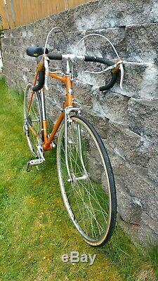 Vintage 1962 Schwinn Superior Road Radiant Gold Chicago 15 Speed 24 USA HTF
