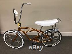 Vintage 1963 Schwinn Coppertone Stingray