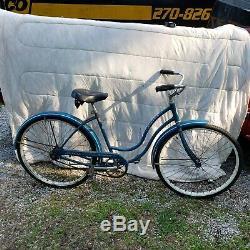 Vintage 1963 Schwinn Hollywood Women's Bicycle