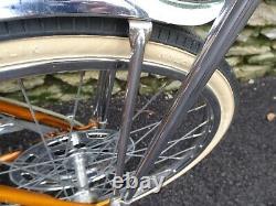 Vintage 1966 Schwinn Stingray Fastback Bicycle