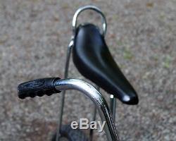 Vintage 1967 J38-6 Schwinn Stingray 20 JET BLACK Banana Seat MUSCLE BIKE