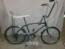 Vintage 1968 Schwinn Fastback