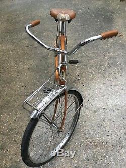 Vintage 1968 Schwinn Panther 2-Speed Bicycle, 26Wheels