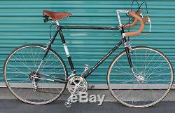 Vintage 1968 Schwinn Paramount Road Bike Bicycle Full Campognolo Parts Restored