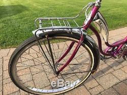 Vintage 1968 Schwinn Starlet III girls bike bicycle s-7 (stingray krate)