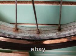 Vintage 1969 Schwinn Stingray Midget Bicycle Red