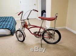 Vintage 1970 Schwinn Apple Krate Muscle Bike