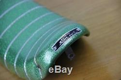 Vintage 1970's Schwinn Stingray Banana Seat Campus Green Mylar Deluxe Fastback