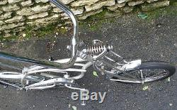 Vintage 1971 Schwinn Stingray Grey Ghost Krate Bicycle