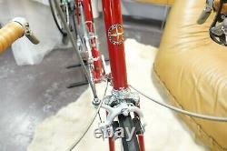 Vintage 1973 Eroica Schwinn Paramount P13 Racing Bike 66cm Original Campagnolo