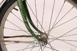 Vintage 1973 Schwinn Breeze 20 x 1 3/8 S-6 Girls Kids Bicycle Bike Stingray