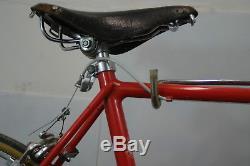 Vintage 1975 Schwinn Super Sport USA Made cromoly all original Brooks B-15