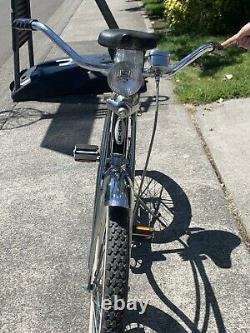 Vintage 1979 Schwinn Mountain Cruiser Bicycle Original Owner VGUC