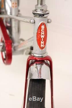Vintage 1980 Kids Boy Schwinn Stingray Pixie 16'' Bicycle Bike