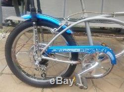 Vintage 1980 Schwinn CHICAGO Hurricane 5 Bicycle Speed BMX Stingray Muscle