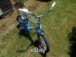Vintage 1980's Schwinn Chameleon kids Bicycle