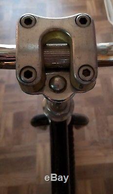 Vintage 1980's Scwinn Scrambler/ Thrasher BMX Bike Black/Yellow