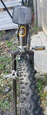 Vintage 1984 SCHWINN SCORPION ATB III Mountain Bike very nice