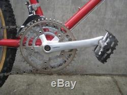 Vintage 1987 Schwinn Cimarron Mountain Bike