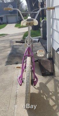 Vintage 1988 Schwinn Predator Freeform TC Old School Freestyle BMX Bike Rare YO