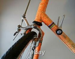 Vintage 1989 Schwinn Paramount Waterford frame road bike, Dura Ace, Campy