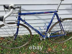 Vintage 1990s Schwinn Paramount Road Bike Red Splatter Series 3 56cm 14 Speed