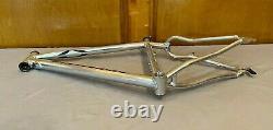 Vintage 1995 Schwinn S9SIX Anniversary Edition 19 C-T Aluminum Mtn Bike Frame