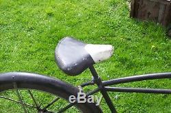 Vintage 26 inch MENS 1950s SCHWINN STRAIGHT BAR BICYCLE NO G398344