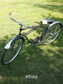 Vintage 50s Schwinn All American Bike Original Paint nice condition
