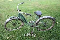 Vintage Antique Arnold Schwinn ACE Tank Girls Bicycle