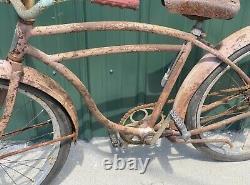 Vintage Antique Schwinn Bicycle ALL ORIGINAL