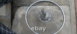 Vintage Atom Drum Brake HUB Schwinn Bicycle Cruiser Bike Wheel
