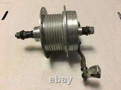 Vintage Atom Rear Drum Brake 36 Hole BMX Cruiser Klunker Schwinn Freewheel 14-32