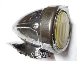 Vintage Delta Silveray Light Fits Schwinn Autocycle Motorbike