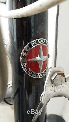 Vintage Old School Schwinn Paramount Tandem Campagnolo Bike