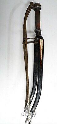 Vintage Prewar 1940 Schwinn Ace 26 DX Locking Fork With Truss Rods