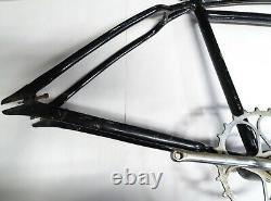 Vintage Prewar 1940 Schwinn Admiral DX 26 Bicycle Frame