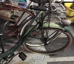 Vintage Prewar Ea Horn Button Fits Schwinn Autocycle Bicycle