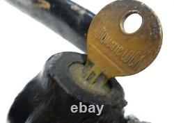 Vintage Prewar Schwinn Admiral DX Bicycle Locking Fork