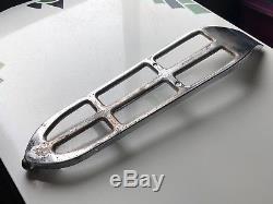 Vintage Prewar Schwinn Autocycle Bicycle Original Chrome Rack Reflector 1936-41