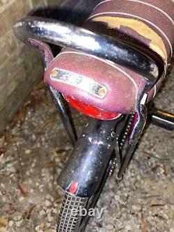 Vintage Purple 1970s Schwinn Slik Chic Stingray Muscle Bike