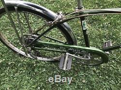 Vintage SCHWINN Manta Ray KRATE 5-SPEED BICYCLE Muscle bike 24wheel