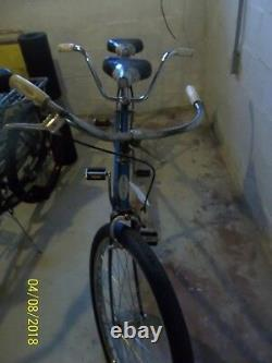 Vintage SCHWINN Single speed Tandem Bicycle Early'70s. Withnew parts