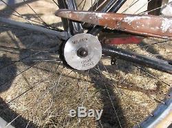 Vintage Schwinn 1948 Tank / Springer Fork Bicycle