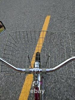 Vintage Schwinn 1967 Women's/Girls 24 In. Bicycle