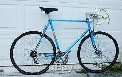 Vintage Schwinn 1972 Paramount Road bike VG user unrestored
