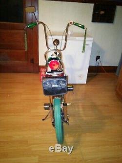 Vintage Schwinn 1972 Pea Picker Krate Disc Brake Bicycle