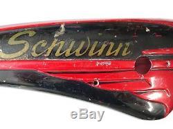 Vintage Schwinn 26 Hornet Cantilever Tank