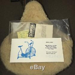 Vintage Schwinn Airdyne AD3 Upright Exercise Bike EXCELLENT
